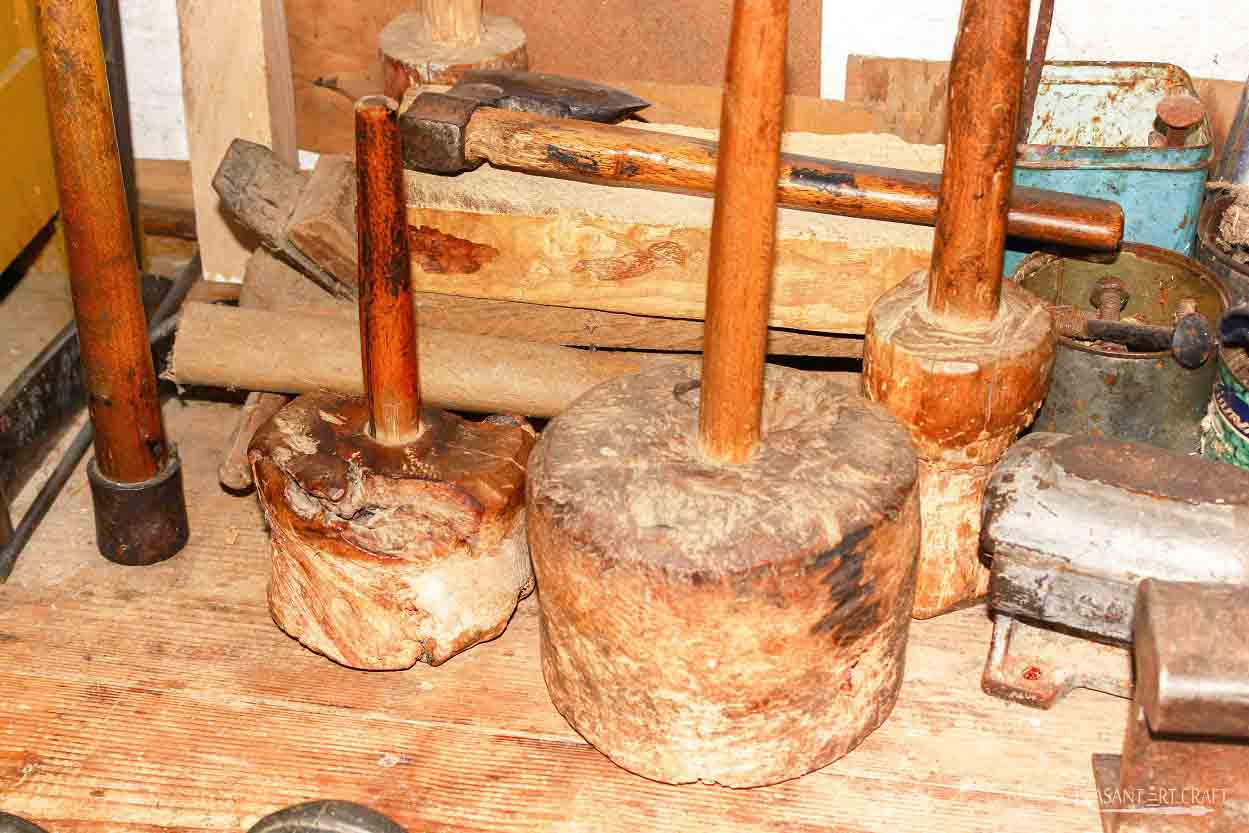 Barrel Making Tools
