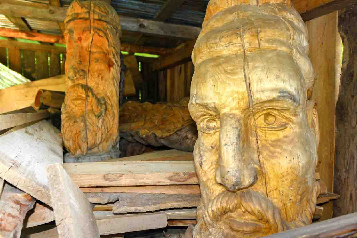 Wood Carving Tips and Secrets