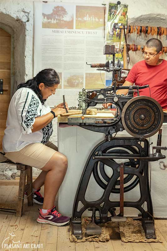 Leather Belt Maker Nistor Ana Maria Sighisoara